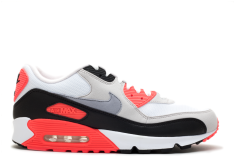 NIKE AIR MAX 90 2010 INFRARED PRESCHOOL PS