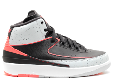 AIR JORDAN RETRO 2 INFRARED GS