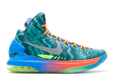 NIKE KD 5 PREMIUM WHAT THE KD