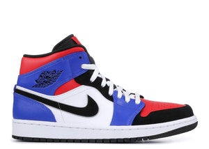 AIR JORDAN RETRO 1 MID TOP 3