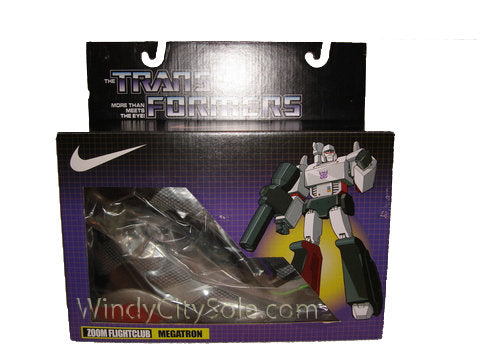NIKE ZOOM FLIGHTCLUB TF TRANSFORMERS II PACK (MEGATRON)