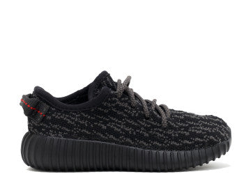 ADIDAS YEEZY 350 BOOST PIRATE BLACK TODDLER TD