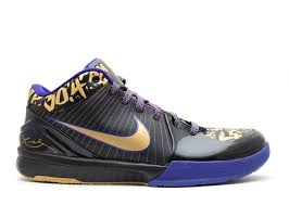 NIKE ZOOM KOBE 4 POP FINALS