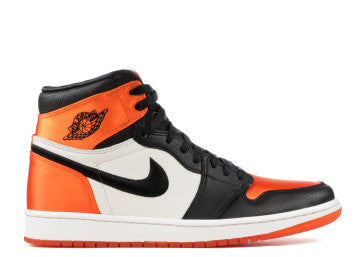 "WMNS AIR JORDAN RETRO 1 SHATTERED BACKBOARD ""SATIN"""