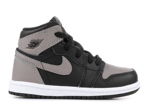 AIR JORDAN RETRO 1 SHADOW 2018 TODDLER TD