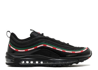 "NIKE AIR MAX 97 OG/ UNDFTD ""UNDEFEATED"" USED"