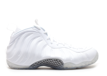 NIKE FOAMPOSITE ONE WHITEOUT