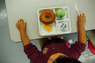 How eating nutritious food helps our students