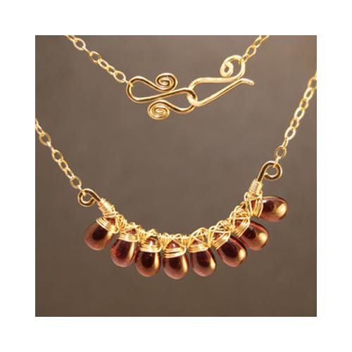 Necklace 310 - Gold