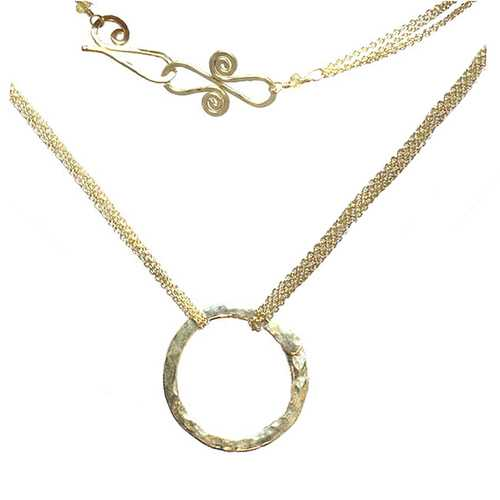 Necklace 347 - Gold