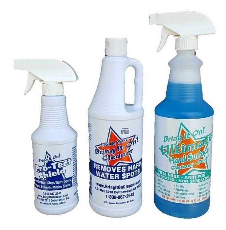 Choosing The Best Solution to Prevent Hard Water Stains