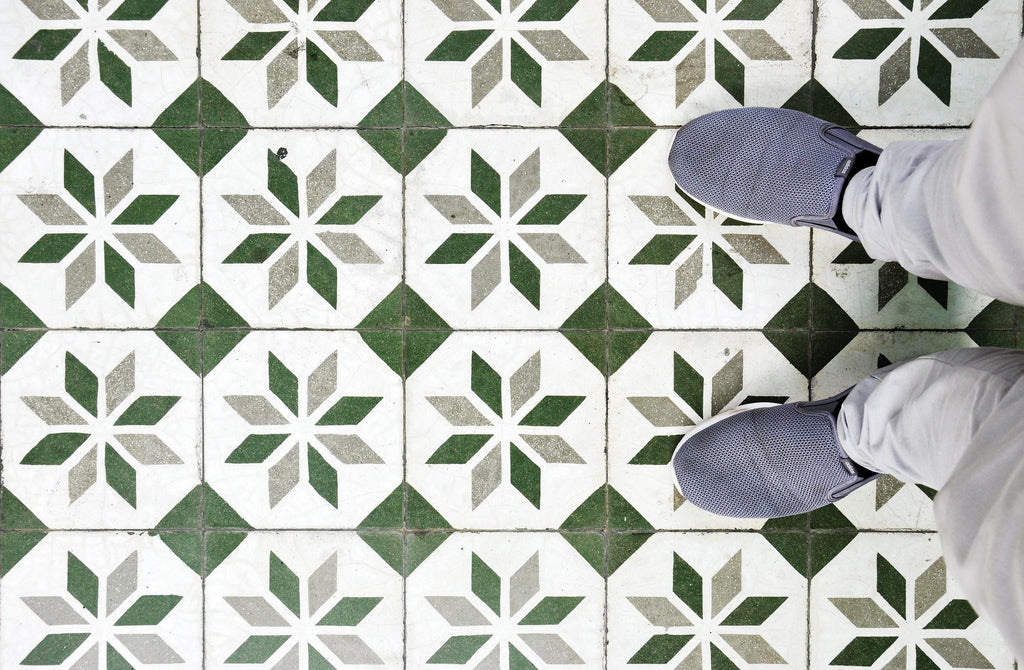 5 Steps To A Clean Tile Grout