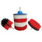 Drill Scrub Brush and Pad Set