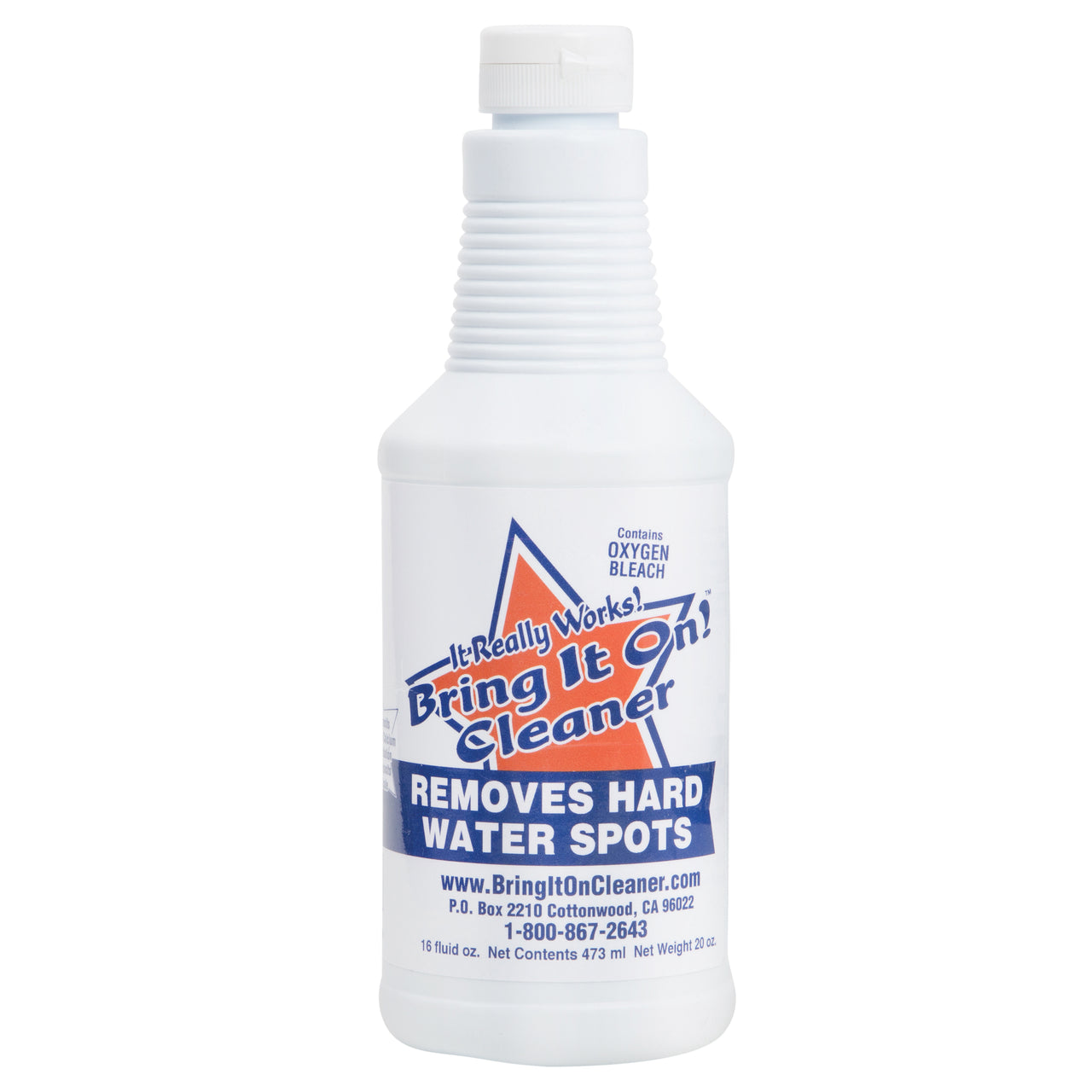 Bring it On cleaner hard water spot remover 16 ounce