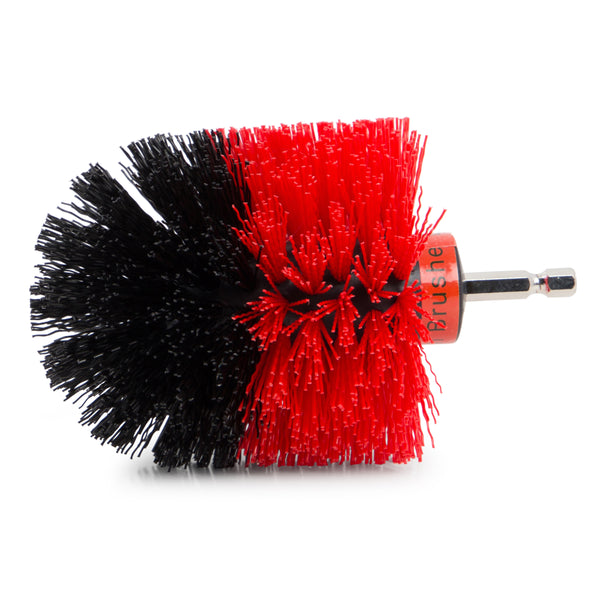 Corner and Edge Cleaning Drill Brush