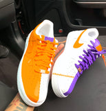 "Air Force One Low ""Purple orange"" GS/MEN"