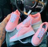 "Air Force one ""PINK"" Men/GS"