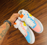 "Air Force One Mid ""Sweettart"" GS/MEN"