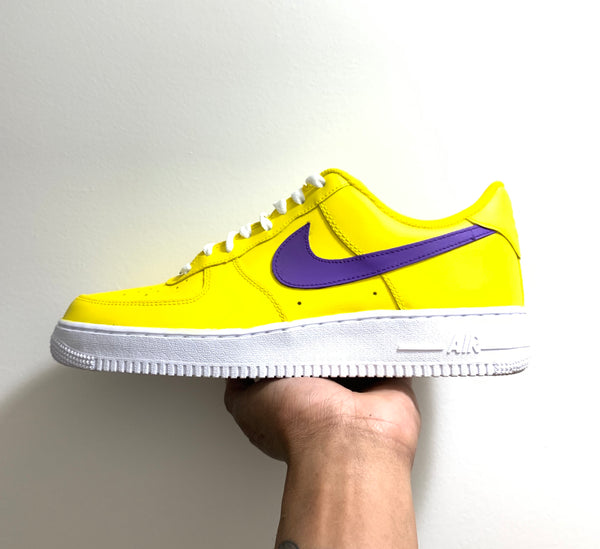 "Air Force one ""Lakers"" GS /MEN"