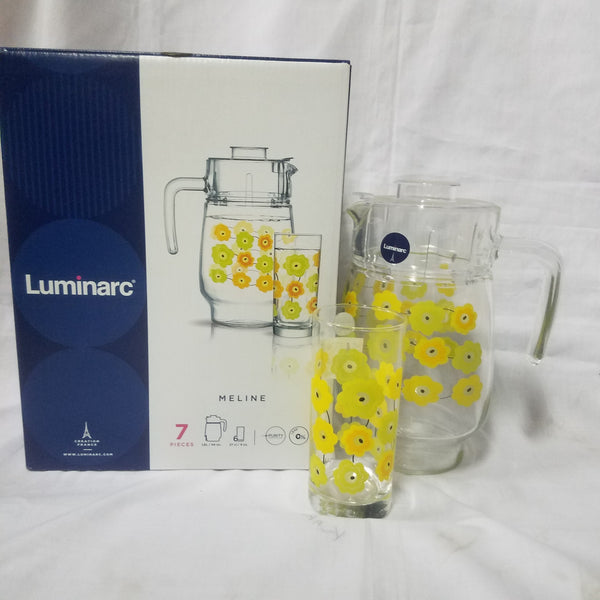 Luminark 7pieces Jug Set