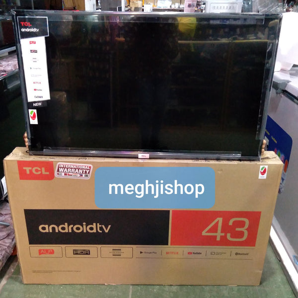 "TCL 43"" Android LED TV 43S6550"