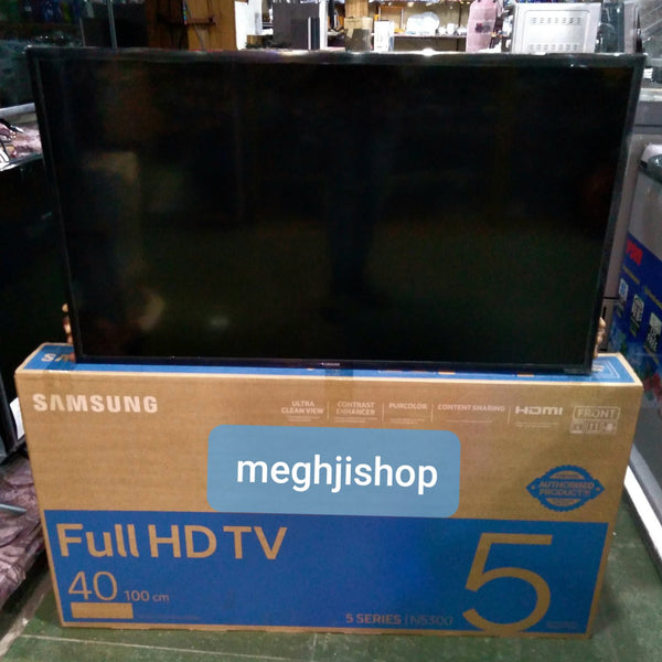 "Samsung 40"" SMART LED TV 40N5300"