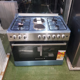 Westpoint  4 Gas + 2 Electric Cooker - WCLR9642EOXS