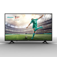 "Hisense 50"" SMART 4K UHD LED TV - 50A6100"