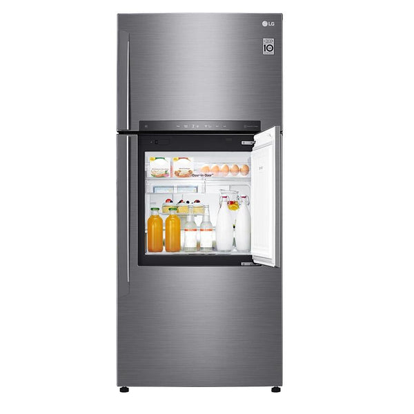 LG Double Door Fridge - GL-A702HLHU