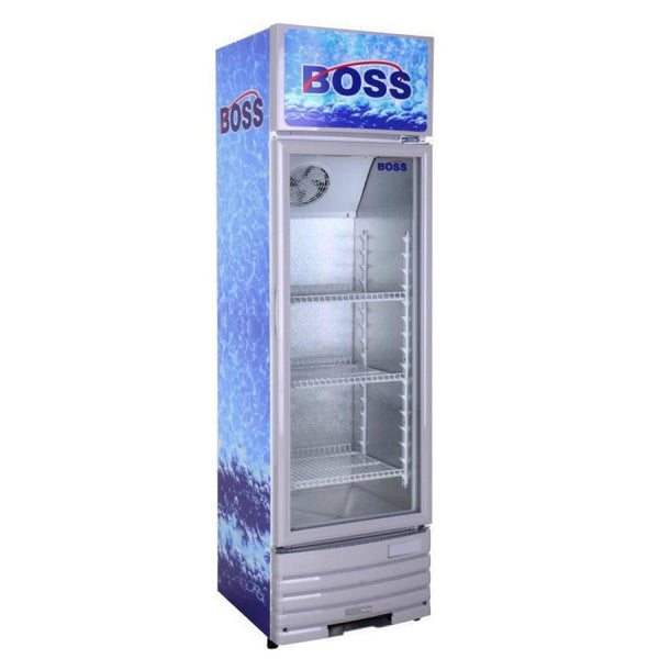 Boss Showcase Fridge SC-268