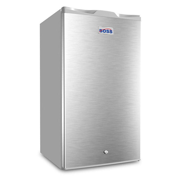 Boss Single Door Fridge - BS90