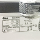 LG 11kg Twin Tub Washing Machine P1460
