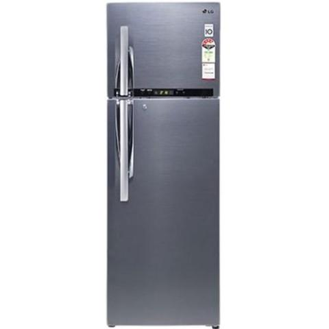 LG Double Door Fridge Non Frost - GL-M412