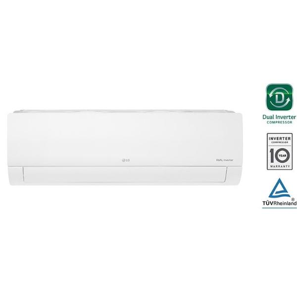 LG Dual Inverter Split Air Condition 24000btu- S4UQ24KL3QA