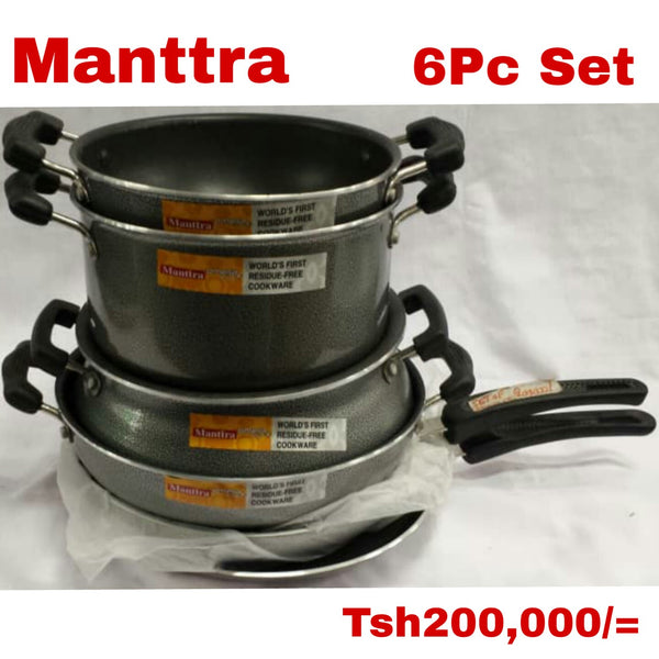 Mantraa Sufuria 6pieces