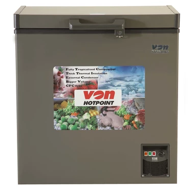 VON Showcase Chest Freezer - VAFC19DUS