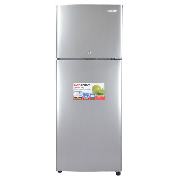 VON Hotpoint Double Door Fridge Non Frost  - VART23NHS