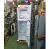 Sharp Double Door Fridge Non Frost 225 Liter- SJ-K325SA