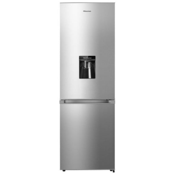 Hisense Double Door Fridge  H420BMI-WD