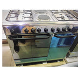 Airston 4 Gas + 2 Electric Cooker 90x60cm - C911N1 (X)