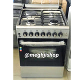Delta 3 Gas + 1 Electric Plate Cooker 60x60 DGC-6031.I