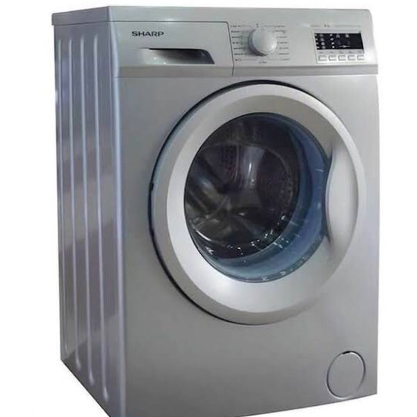 Sharp 7Kg Front Load Automatic Washing Machine- ES-FE710AZS