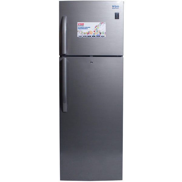 VON Double Door Fridge  No Frost - VART49NHS