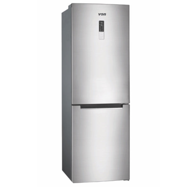 Von Double Door Fridge Bottom Freezer - VARB-41NHS