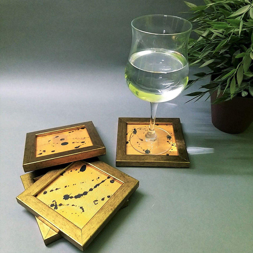 Gold Dust - Coasters