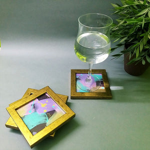 Toffee-Taffy - Coasters