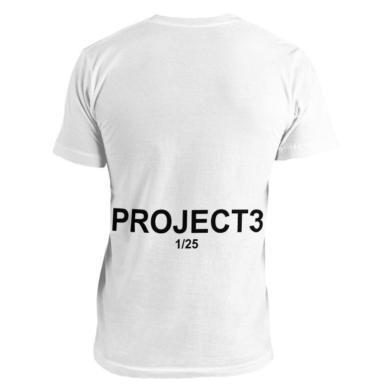 PROJECT 3 SHIRT