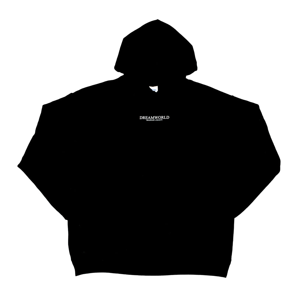 DREAMWORLD IMAGINARY x REALITY HOODIE