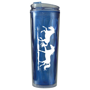 AWST International Galloping Horses Tumbler - Equitique-USA