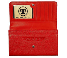 Load image into Gallery viewer, Tucker Tweed Equestrian Wallet - Equitique-USA